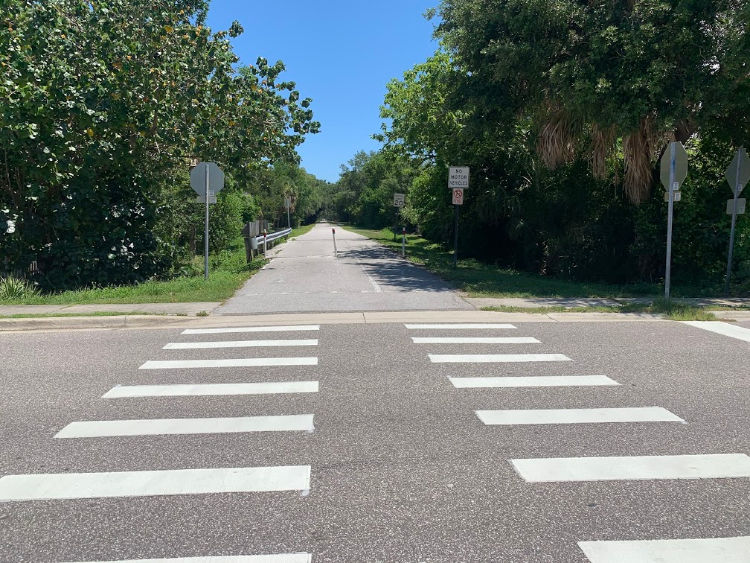 Pinellas County Bike Trails